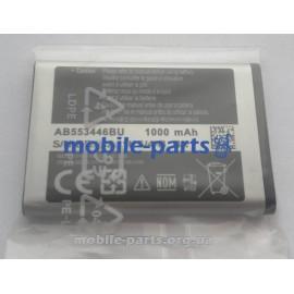 Оригинальный аккумулятор для Samsung C5212 DUOS/B200/B2100/C3212/C3300/E1117 AB553446BU (GH43-03184A)
