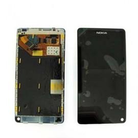 Дисплей с сенсором  для Nokia N9 (0089T99)