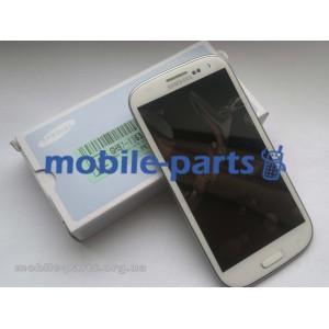 Дисплей в сборе с сенсорным экраном для Samsung GT-I9300 Galaxy S III Ceramic White (GH97-13630B)