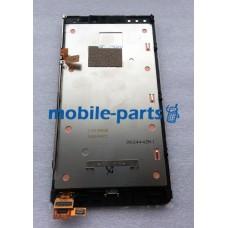 Дисплей с сенсором для Nokia Lumia 920 оригинал (00808F9)