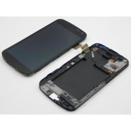 Дисплей с сенсорным экраном для Samsung GT-I9250 Galaxy Nexus оригинал (GH97-13076A)