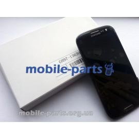 Дисплейный модуль с сенсором для Samsung GT-I9300 Galaxy S3 черный (GH97-13630E)