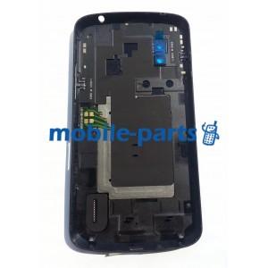 Задняя крышка для LG Google Nexus 4 E960 black оригинал