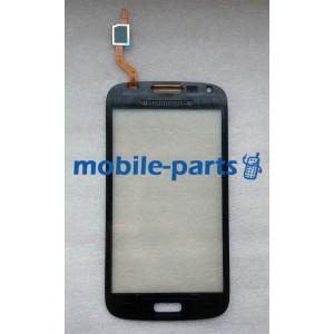 Сенсорный экран (тачскрин) для Samsung I8262 Galaxy Core синий оригинал