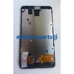 Дисплей с сенсорным экраном(тачскрином) для Nokia X Dual Sim оригинал
