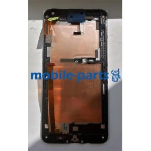 Дисплей с сенсором для HTC Desire 700 Grey Brown оригинал