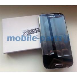 Дисплей в сборе с сенсорным экраном для Samsung I9500 Galaxy S4 коричневый оригинал