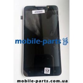 Дисплей в сборе с сенсором (тачскрином) HTC Desire 516 Dual Sim белый оригинал