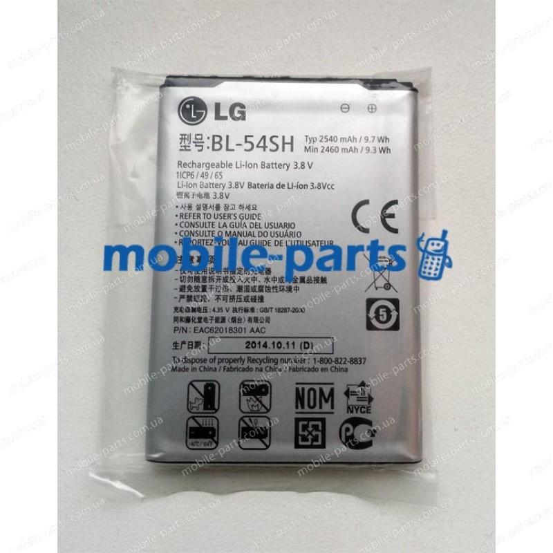 Оригинальный аккумулятор BL-54SH для LG L80 D380 , BELLO D335 , G3S D724, D405, D410, H502 Magna, X155 Max