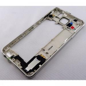 Средняя часть корпуса (алюминиевая рамка) в сборе с кнопками громкости и кнопкой включения для Samsung G850F Galaxy Alpha Black, White