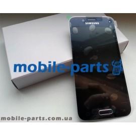Дисплей в сборе с сенсорным стеклом (тачскрином) для Samsung G800H Galaxy S5 Mini Blue