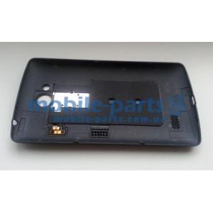 Задняя крышка для LG D295 L Fino Dual черная оригинальная