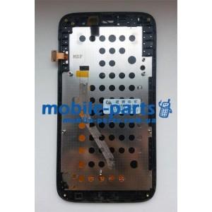 Дисплей в сборе с сенсорным экраном(тачскрином) для Lenovo A850 оригинал