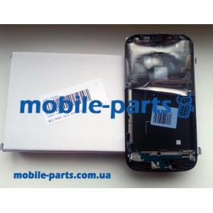 Дисплей в сборе с сенсором (тачскрином) для Samsung I9505 Galaxy S4 LTE Black Edition