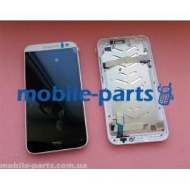 Дисплейный модуль (сборка дисплея и тачскрина) для HTC Desire 616 Dual Sim White оригинал