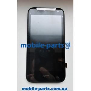 Дисплейный модуль(сборка дисплея и тачскрина) для HTC Desire 310 под белый корпус оригинал