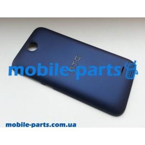 Задняя крышка для HTC Desire 310 Navy оригинал