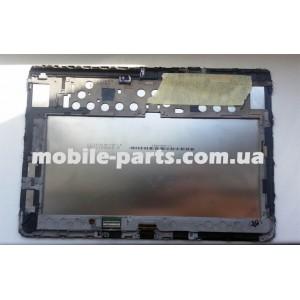 Дисплей в сборе с передней панелью и тачскрином для Samsung P600 Galaxy Note 2014 Edition (10.1) оригинал