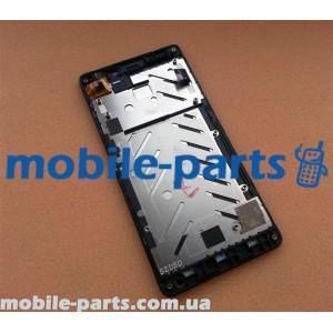Оригинальный дисплей в сборе сенсорной панелю для Prestigio MultiPhone 5450 Duo Black
