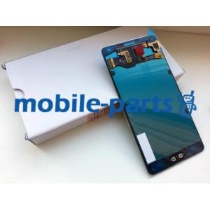 Дисплей в сборе с сенсорным экраном(тачскрином) для Samsung A700H Galaxy A7 Duos Gold оригинал