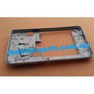 Средняя часть корпуса(основа) для Samsung G531H Grand Prime VE White, Gold оригинал