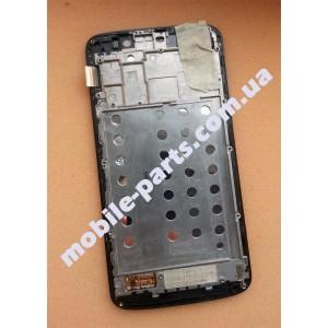Дисплей в сборе с сенсором(тачскрином) для Prestigio MultiPhone 7600 Duo