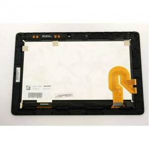 Дисплей в сборе с передней панелью и тачскрином для Asus TF701 Transformer Pad оригинал