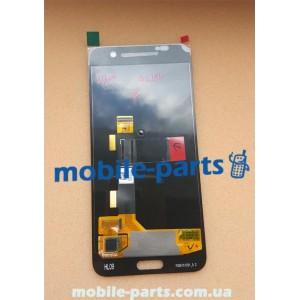 Дисплейный модуль (сборка дисплея и тачскрина) для HTC One A9 Carbon Gray оригинал