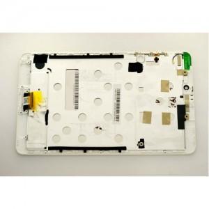 Дисплей в сборе с передней панелью и сенсором для Acer Iconia Tab A1-840 White оригинал