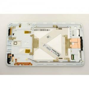 Дисплейный модуль (сборка дисплея и тачскрина) для Asus ME180A MeMO Pad 8 White оригинал