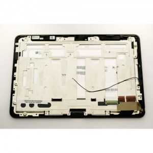 Дисплей в сборе с передней панелью и сенсором для Asus TF0310 Transformer Pad Black оригинал