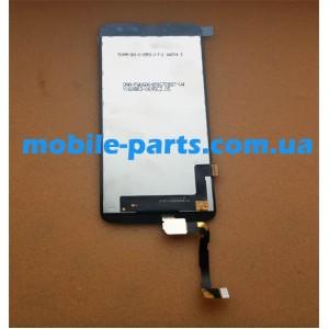 Дисплейный модуль (сборка дисплея и тачскрина) для LG X210 K7 Dual Sim оригинал