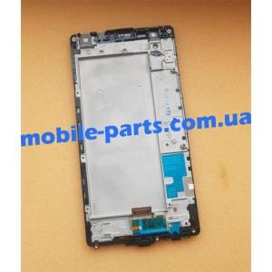 Дисплейный модуль (сборка дисплея и тачскрина) для LG X Power K220DS оригинал