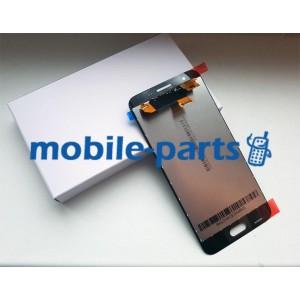 """Дисплей PLS 5"""" в сборе с сенсорным стеклом (тачскрином) для Samsung Galaxy J5 Prime G570 Black оригинал"""