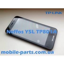 Оригинальный дисплей  в сборе с сенсором для TP-LINK Neffos Y5L (TP801)