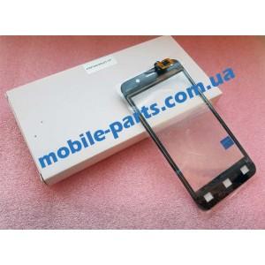 Сенсорный экран (тачскрин) для Prestigio MultiPhone Wize L3 3403 Duo Black оригинал