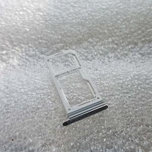 Комбинированный лоток SIM карты и карты памяти для Samsung Galaxy S8 SM-G950 Black оригинал