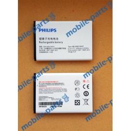 Оригинальный аккумулятор AB1600CWMT 1600 мАч для Philips E160