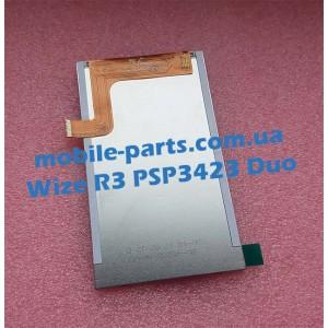 Оригинальный дисплей для Prestigio MultiPhone Wize R3 PSP3423 Duo