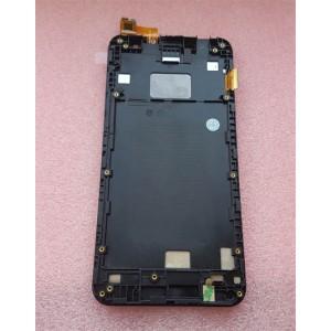 Дисплей в сборе с сенсором (тачскрином) для Prestigio MultiPhone Muze B7 7511 Duo Black оригинал