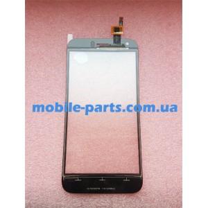 Сенсорный экран (тачскрин) для Ergo A502 Aurum Dual Sim Black оригинал