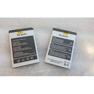 Оригинальный аккумулятор 2200 мАч для Bravis A506 Crystal