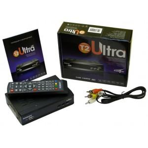 Тюнер цифрового DVB-T2  эфирного телевидения Romsat T2 Ultra