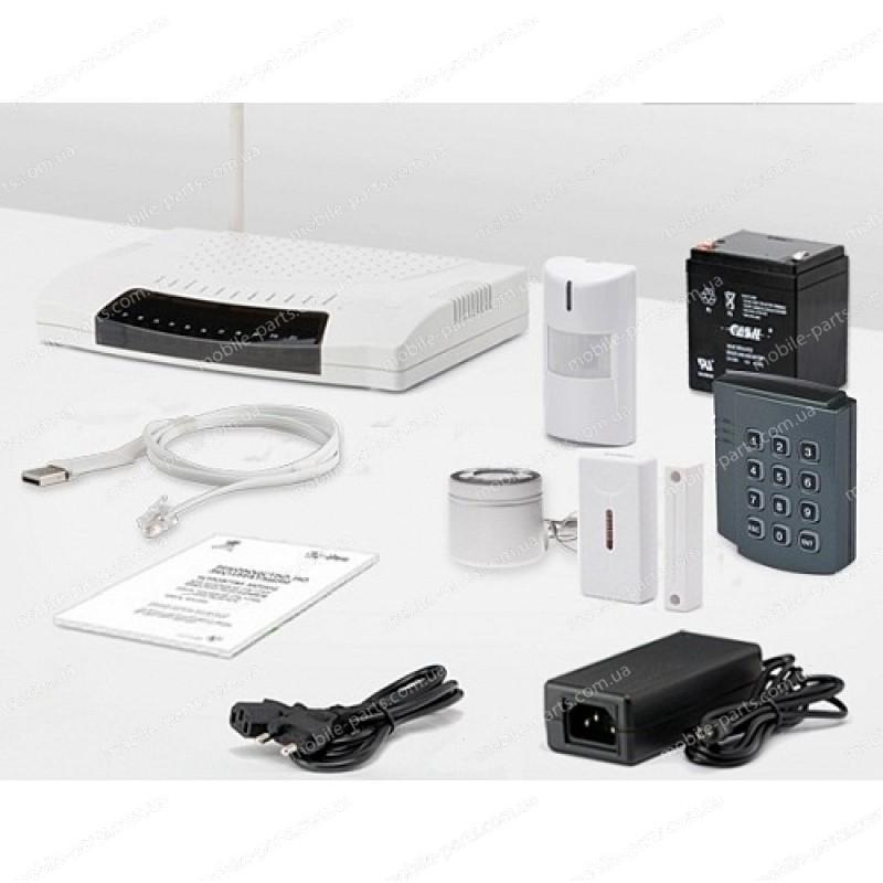 Комплект беспроводной  автономной GSM сигнализации Ajax WGC-103 KIT + WS-102