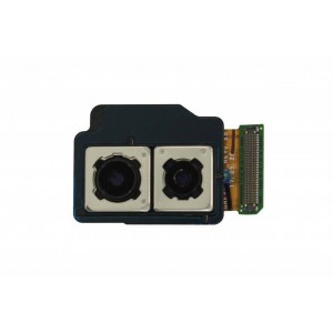 Двойная камера 12 МП ( f 1.7 и f 2.4) с  оптической стабилизацией для Samsung SM-N950 Galaxy Note 8 оригинал