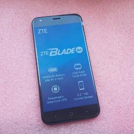 Дисплей в сборе с сенсором для ZTE Blade A6/A6 Lite Black оригинальный