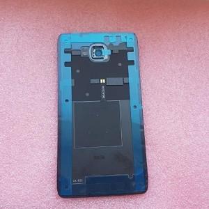 Крышка АКБ для Alcatel One Touch Idol 4S 6070K Dark Gray оригинал