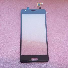 Сенсорный экран (тачскрин) для Doogee X20 Black оригинал