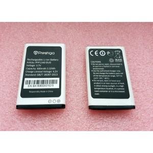 Оригинальный аккумулятор 1000 мАч для Prestigio Muze B1 PFP1280 Duo, Muze A1 PFP1241