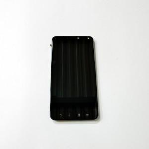 """Дисплейный модуль 5.5"""" IPS в сборе с передней панелью, сенсором и шасси для Asus ZenFone 4 Max ZC554KL Dual Sim Black оригинал"""